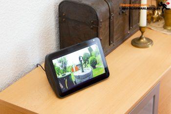 Arlo-Ultra-Test-4k-Ueberwachungskamera-Alexa-Echo-Show
