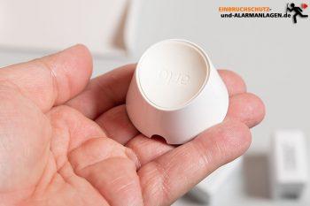 Arlo-Ultra-Test-4k-Ueberwachungskamera-Magnethalter