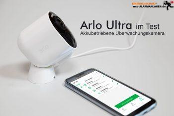 Arlo-Ultra-Test-4k-Ueberwachungskamera-Test-Vergleich-Titel