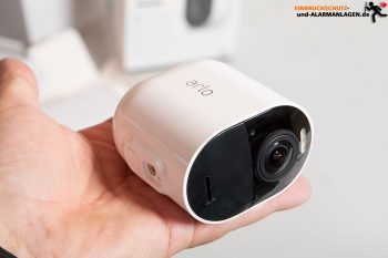 Arlo-Ultra-Test-4k-Ueberwachungskamera-Testbericht-Titel