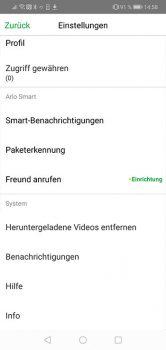Arlo-Pro-3-App-Test-App-Einstellungen-2