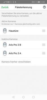 Arlo-Pro-3-App-Test-paketerkennung