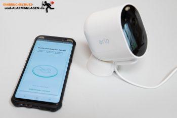 Arlo-Pro-3-Test-App-Kamera