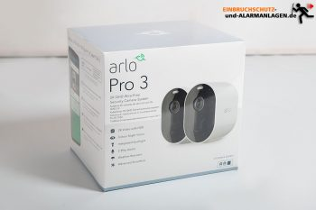 Arlo-Pro-3-Test-Verpackung
