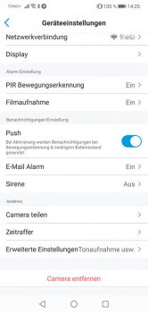 Reolink-App-Argus-3-Test-Einstellungen-2