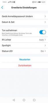 Reolink-App-Argus-3-Test-Erweiterte-Einstellungen