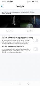 Reolink-App-Argus-3-Test-Spotlight