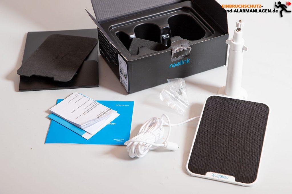 Reolink-Argus3-Test-Solarpanel-fuer-Ueberwachungskamera-Lieferumfang