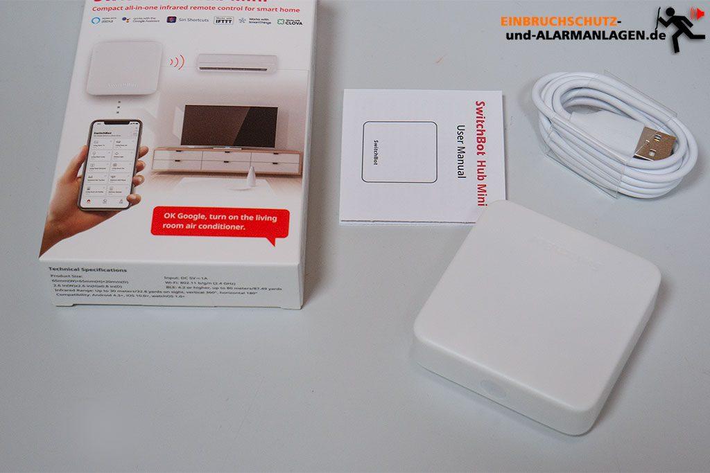 SwitchBot-Hub-IR-Fernbedienungen-Smart-machen.