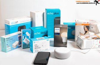 Mit Alexa auf Smart Home umrüsten