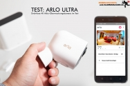 Arlo Ultra Test – Kabellose akkubetriebene 4k Überwachungskamera