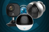 EZVIZ Indoor-Cams im Vergleich