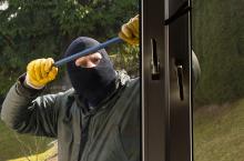 Sicherheitstechnik schreckt Einbrecher ab