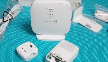 Alarmsystem Gigaset elements starter kit im Test