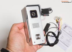 Test Monacor DVA-110DOOR Video IP-Türsprechanlage