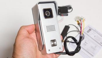 Test Monacor DVA-110DOOR Video IP-Türsprechanlage