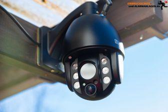 Instar IN-9020 Full HD Test – Schwenkbare Außenkamera mit Zoom