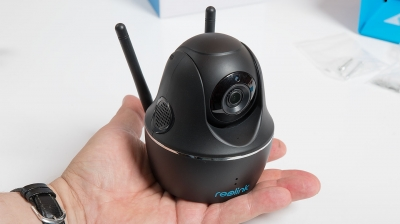 Reolink Keen Test, schwenkbare Überwachungskamera mit Batteriebetrieb