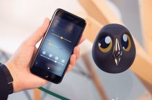 Ulo: Überwachungskamera als Eule getarnt