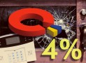 Sicherheitslücke: Nur vier Prozent der Deutschen nutzen eine Alarmanlage