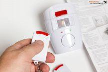 Einbruchschutz : Nicht alle Gadgets nützlich