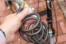 Welches Fahrradschloss ist sicher Bügelschloss, Panzerkette ?