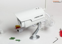 Überwachungskamera Foscam FI9803P im Test