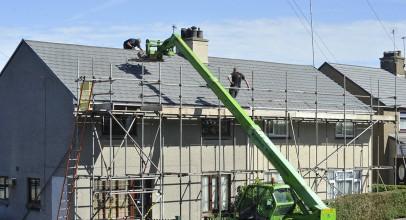 Einbruchgefahr bei Baugerüsten, Versicherung zahlen oft nicht