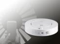 HUM Systems Livy Protect – Rauchmelder mit Einbruchschutz