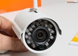 LUPUSNET LE 201 WLAN IP-Kamera im Test