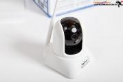 upCam Cyclone HD Pro – Schwenkbare Überwachungskamera mit PIR