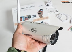 Überwachungskamera upCam Tornado HD PRO Test