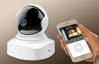YI Dome Camera 1080p mit Cloud Dienst und Full-HD Auflösung